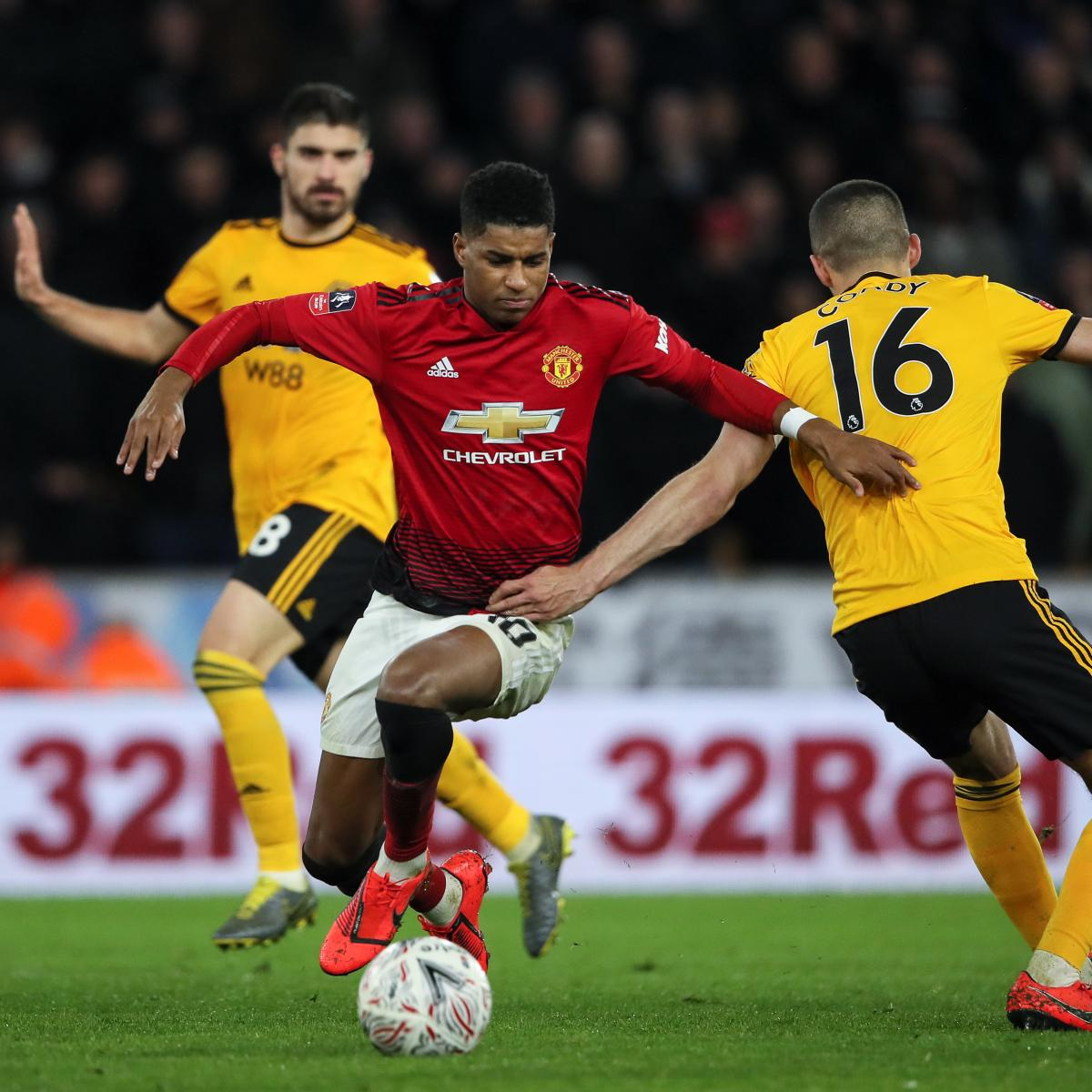 Champions League 2019 Live Stream Odds For Tuesday S: Wolves Vs. Manchester United: Odds, Preview, Live Stream