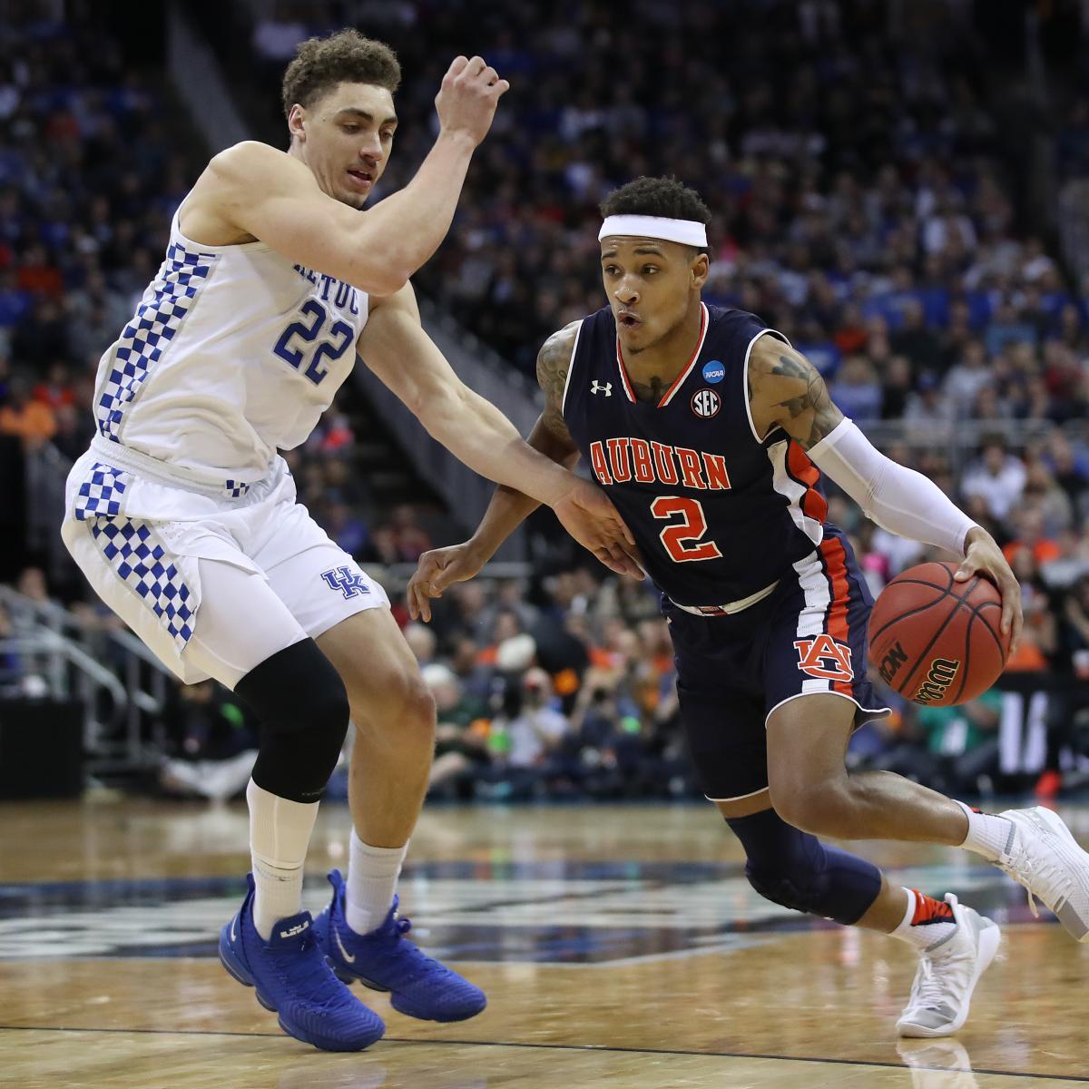 NCAA Tournament 2019: Sunday's Elite 8 Scores, Updated ...