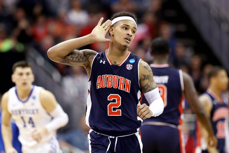 Auburn Makes 1st Final Four In Program History After Upset