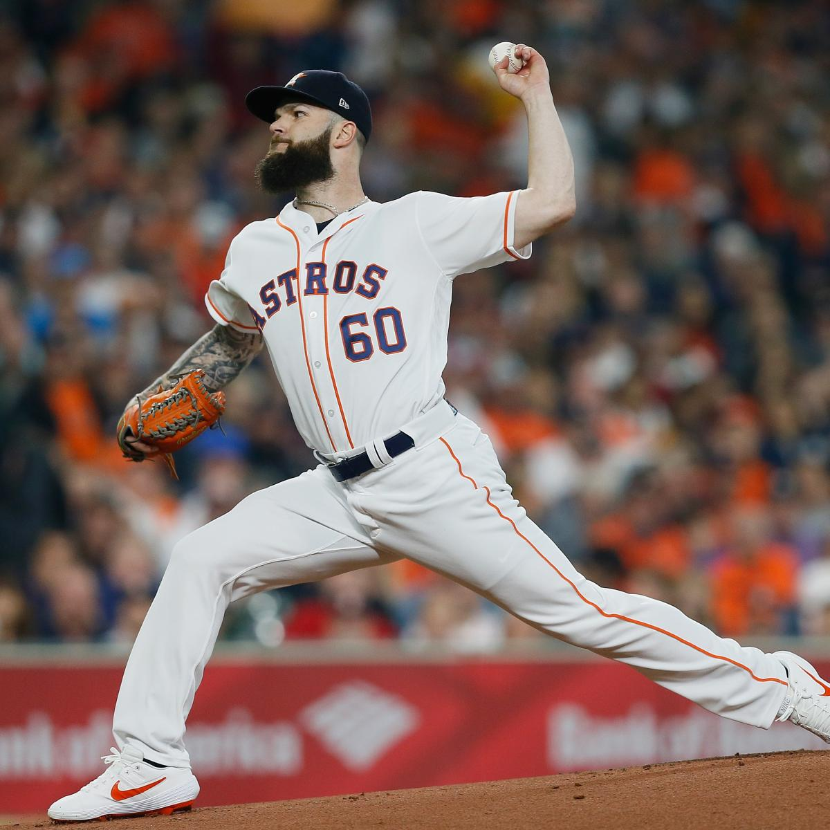 MLB Rumors: Mets Contact Craig Kimbrel, Dallas Keuchel; NY