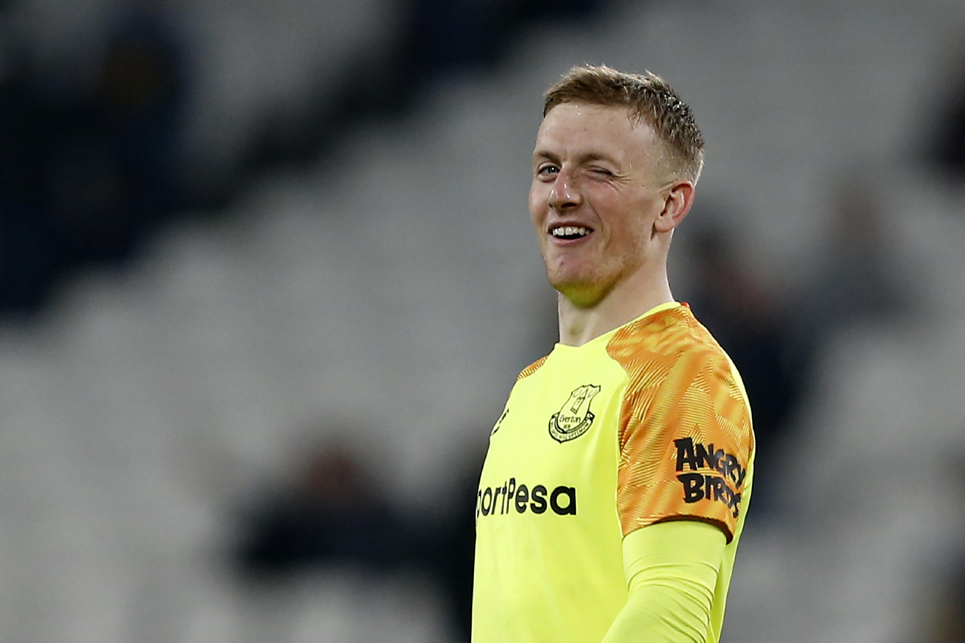 Everton Investigating Video of Jordan Pickford Allegedly Involved in a  Fight | Bleacher Report | Latest News, Videos and Highlights