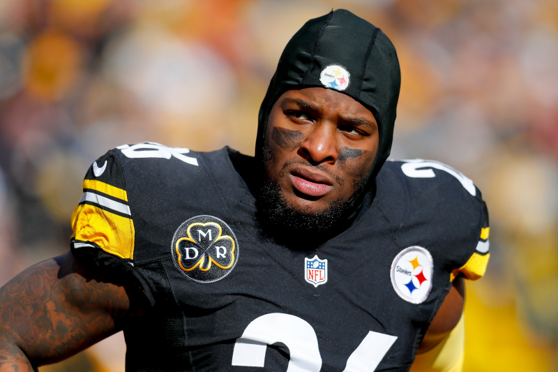 Le'Veon Bell Responds on Twitter After Keenan Allen Rips Jets RB's New Song
