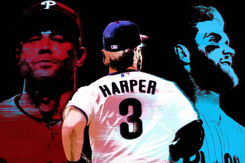 Can 330m Man Bryce Harper Coexist With Mlb S Most Intense