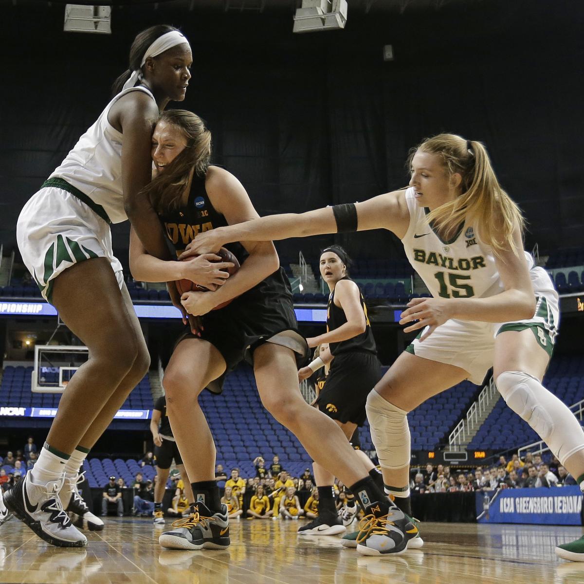 NCAA Women's Basketball Tournament 2019: Elite 8 Scores ...