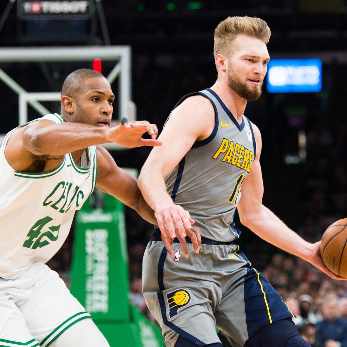 Latest News Updates: NBA Playoff Standings 2019: Updated Bracket, Matchups That