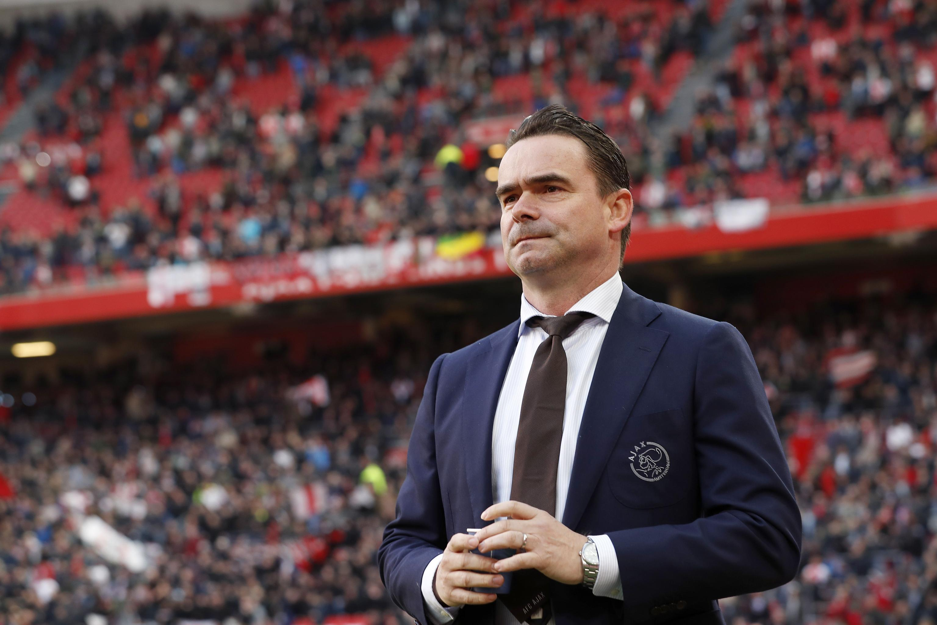 Marc Overmars Defends Ajax Insists Club Will Not Become A Feeder For Barcelona Bleacher Report Latest News Videos And Highlights