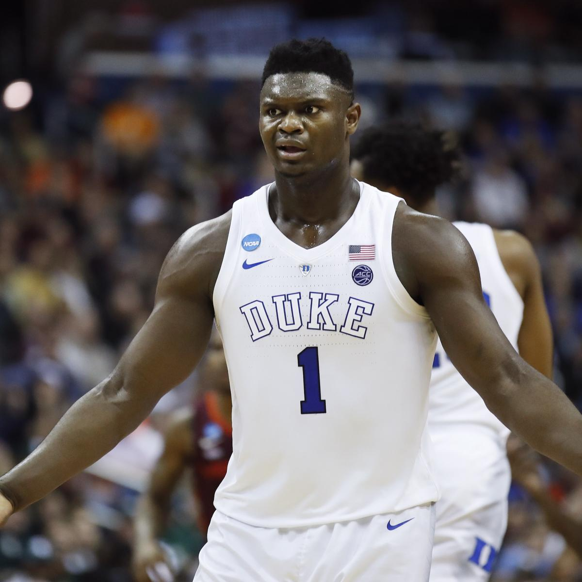 NBA Draft 2019: Date, Selection Order, Lottery Predictions