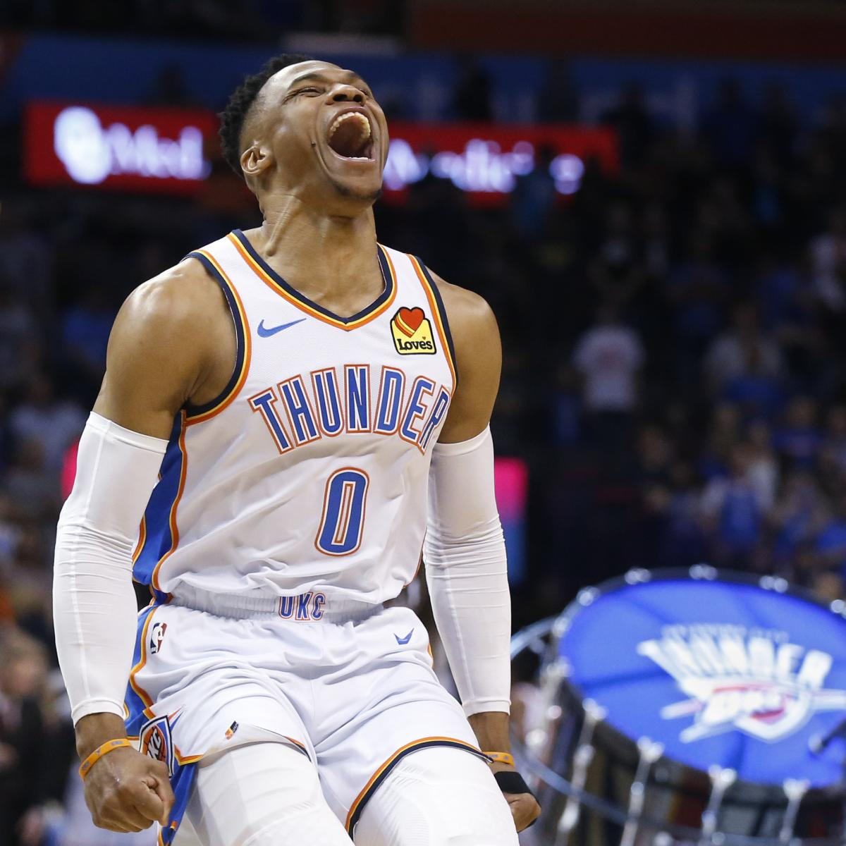 Russ Honors Slain Rapper With 20 20 20 Game: Russell Westbrook Dedicates 20-20-20 Triple-Double To