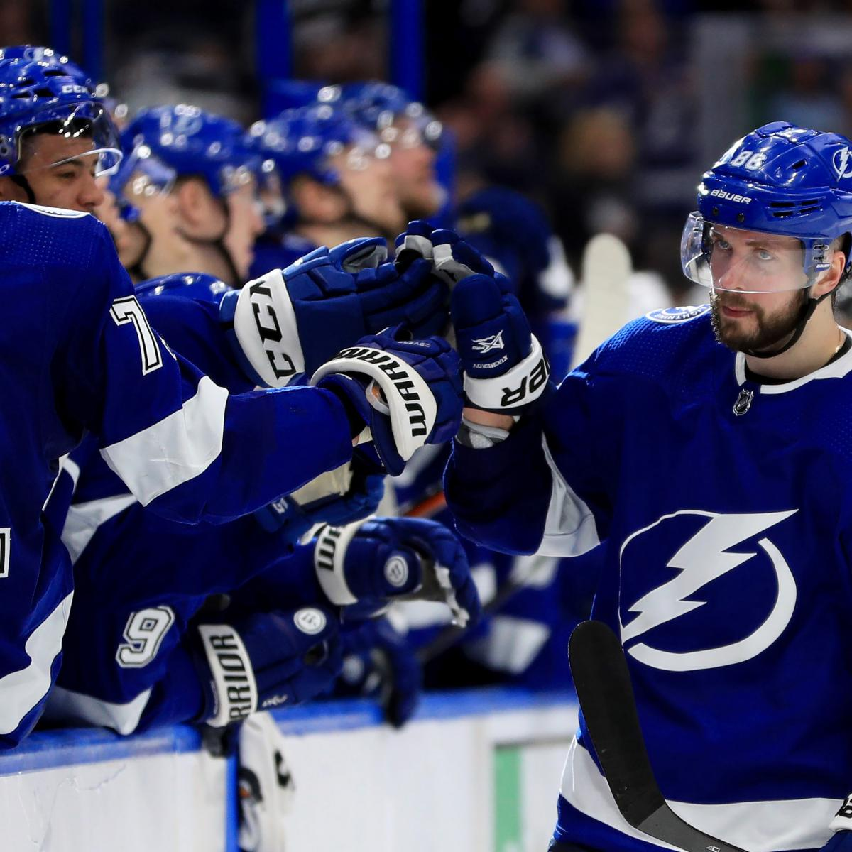 NHL Playoffs Bracket 2019: Dates, Matchups, Game Times and ...