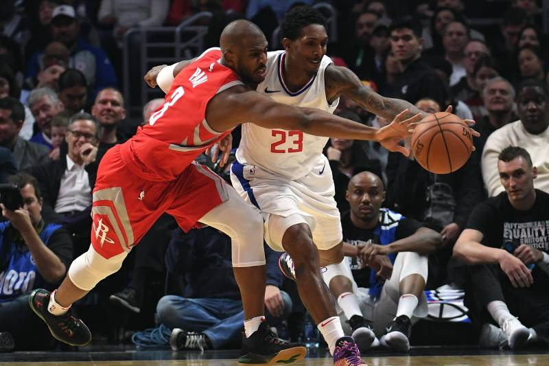 a3866efe771 Clippers  Lou Williams  Rockets  Paid a Healthy Price  for 2017 Chris Paul  Trade