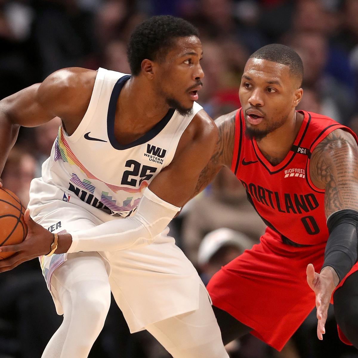 Nuggets Playoff Tickets 2019: NBA Playoff Picture 2019: Updated Postseason Bracket