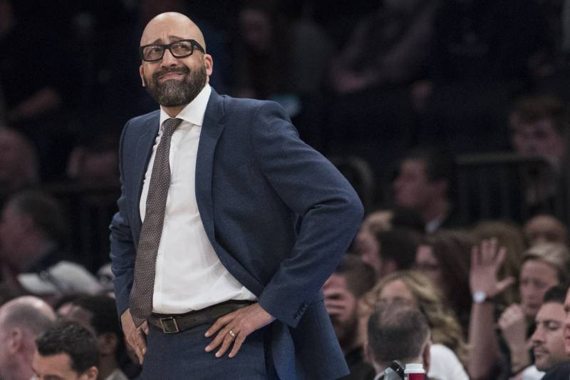 Knicks Guaranteed Top-5 2019 NBA Draft Pick After Clinching