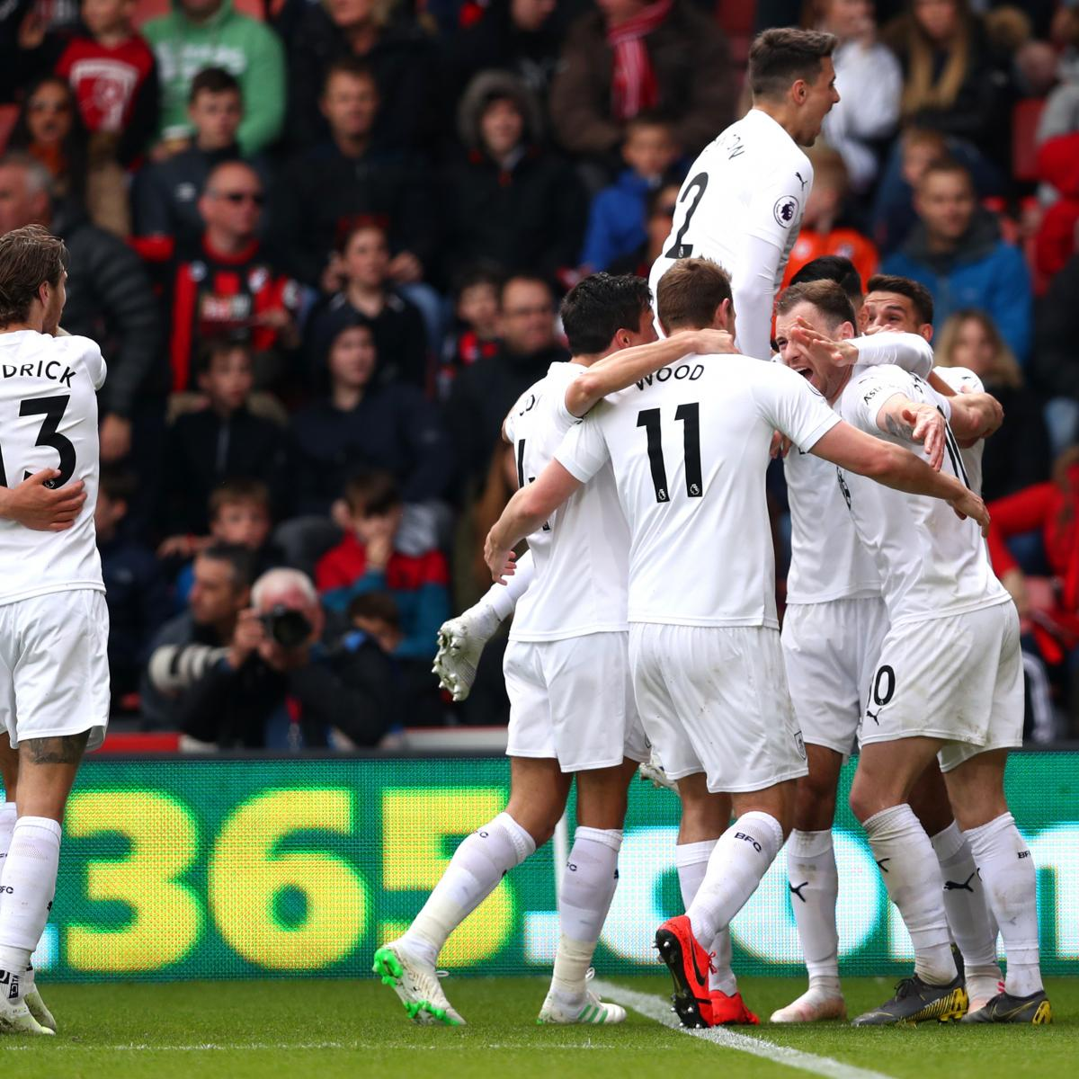 Manchester United 3 1 Huddersfield Result: Premier League Results Week 33: EPL Scores, Updated Table