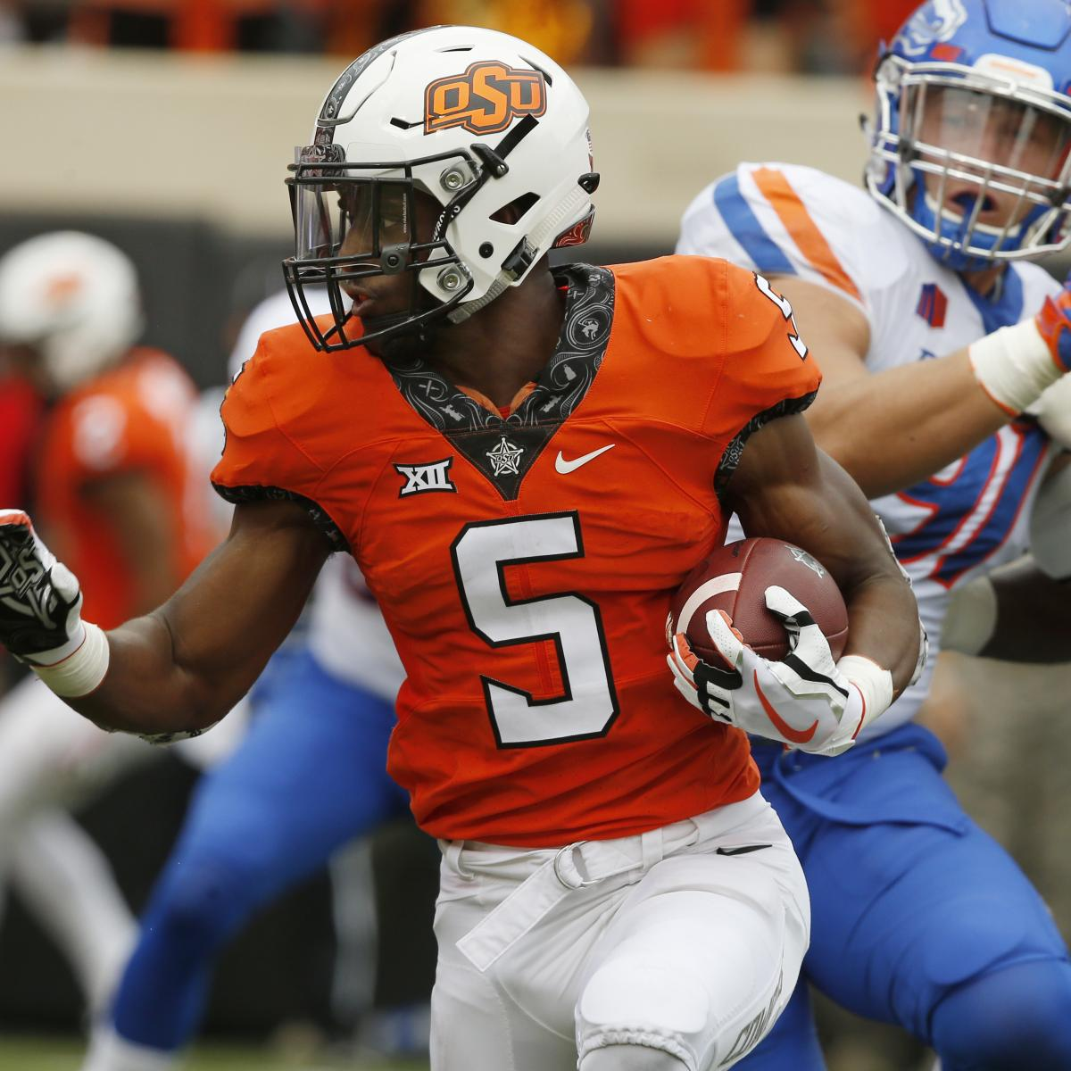 Justice Hill Nfl Draft 2019 Scouting Report For Baltimore