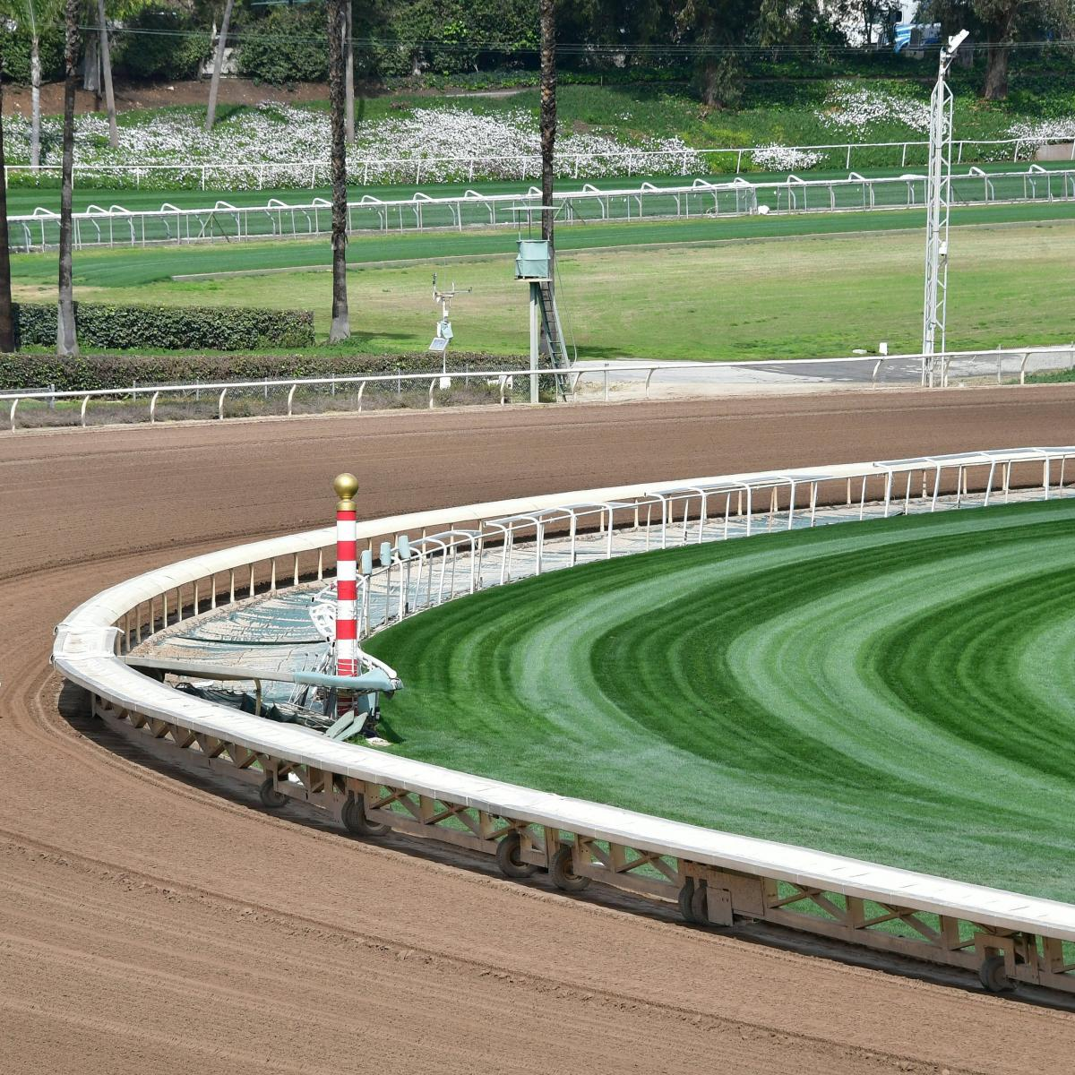 Santa Anita Derby 2019 Results Roadster Storms To