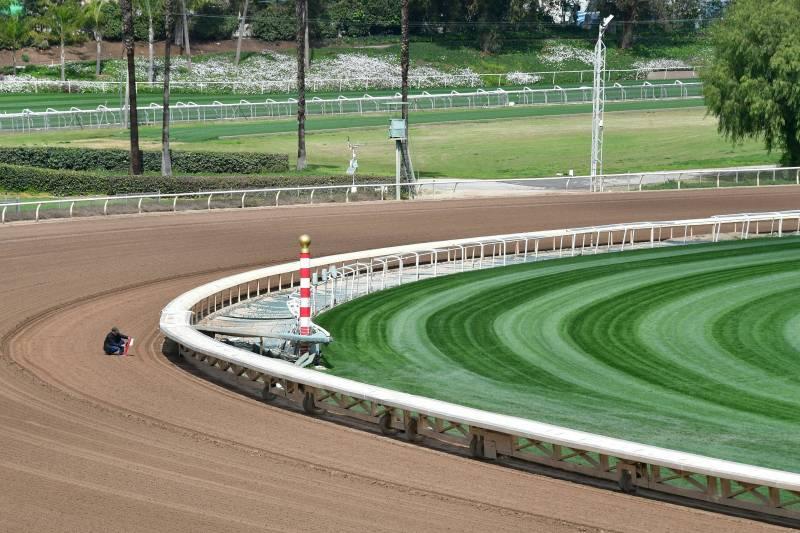 santa ana race track