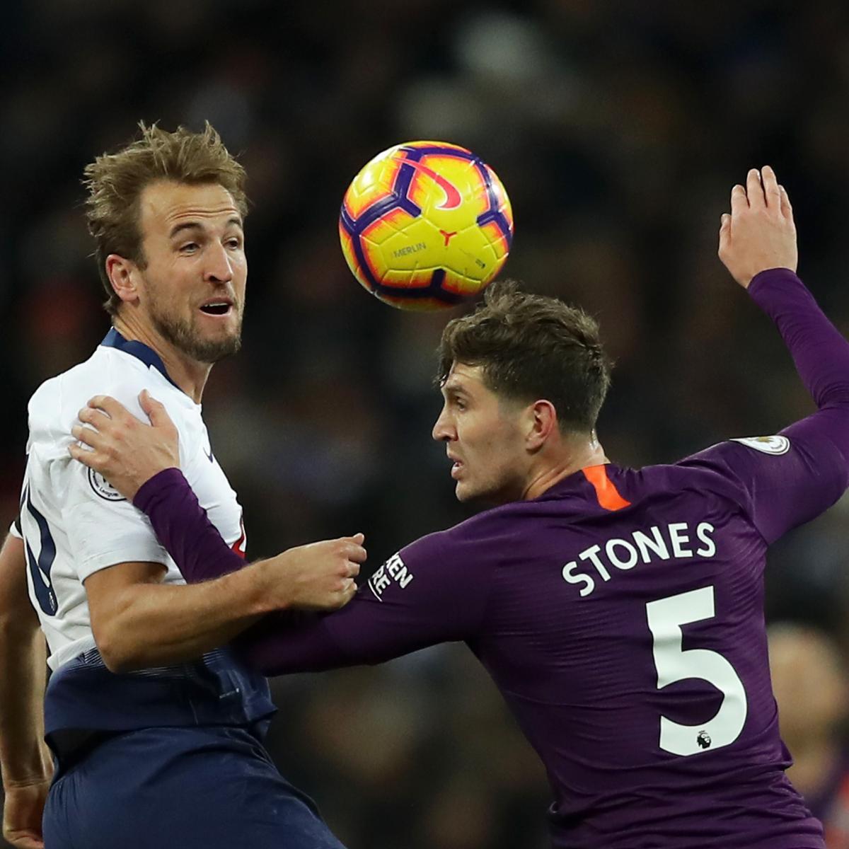 Tottenham Vs Ajax Odds Live Stream And Tv Info For Ucl: Tottenham Vs. Manchester City: Odds, Live Stream, TV Info