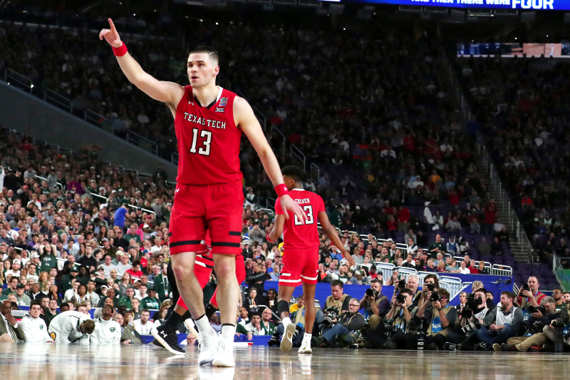 Underdog Texas Tech Blasts Music, Defies Odds to Get Its Shot at NCAA Title