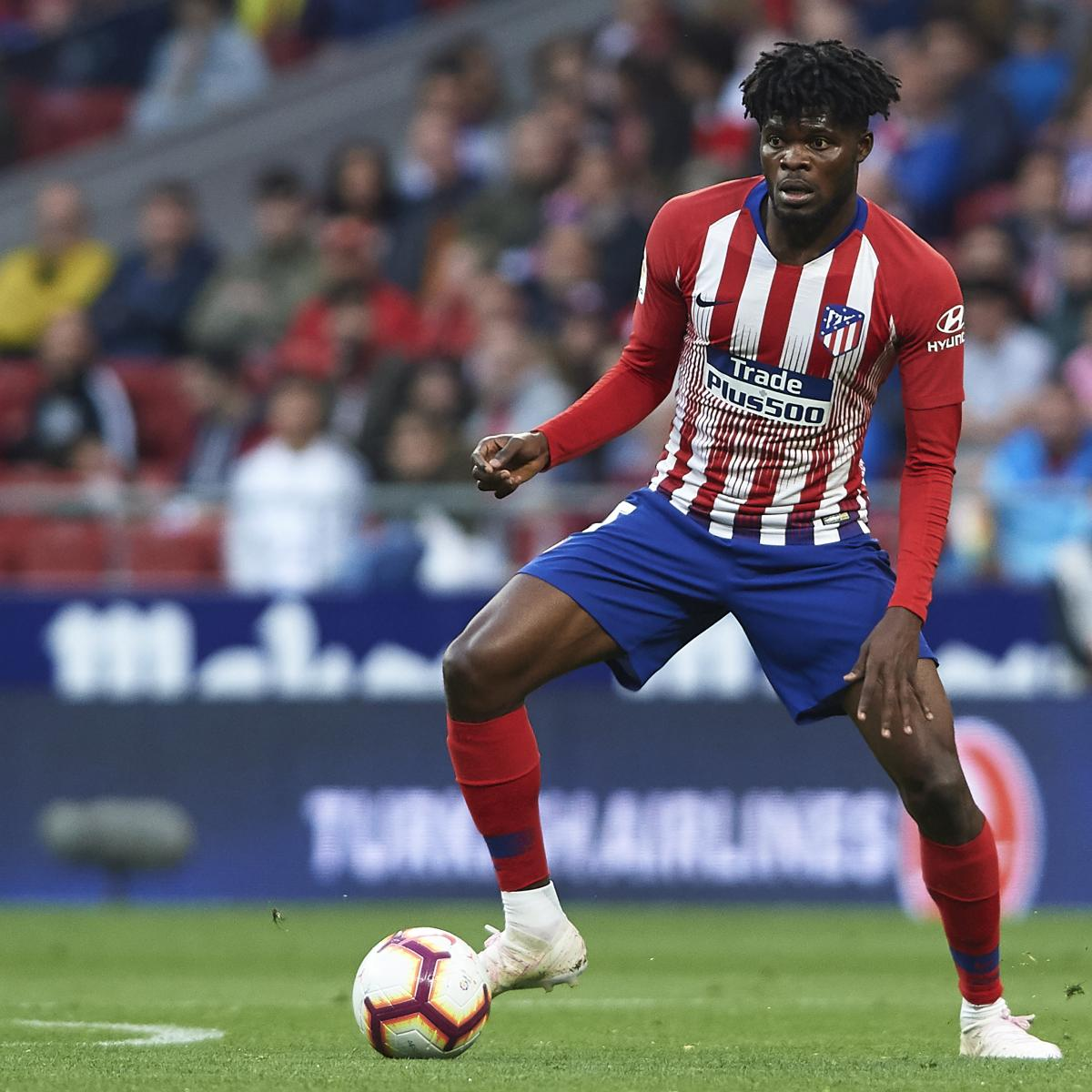 Manchester United Latest Transfer Window: Thomas Partey 'Sure' Of Atletico Stay Amid Arsenal