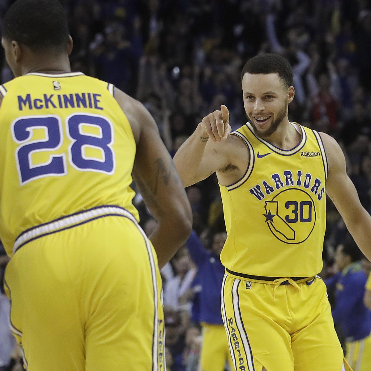Nuggets Playoff Tickets 2019: NBA Playoffs 2019: Projecting Each Conference's Seeding