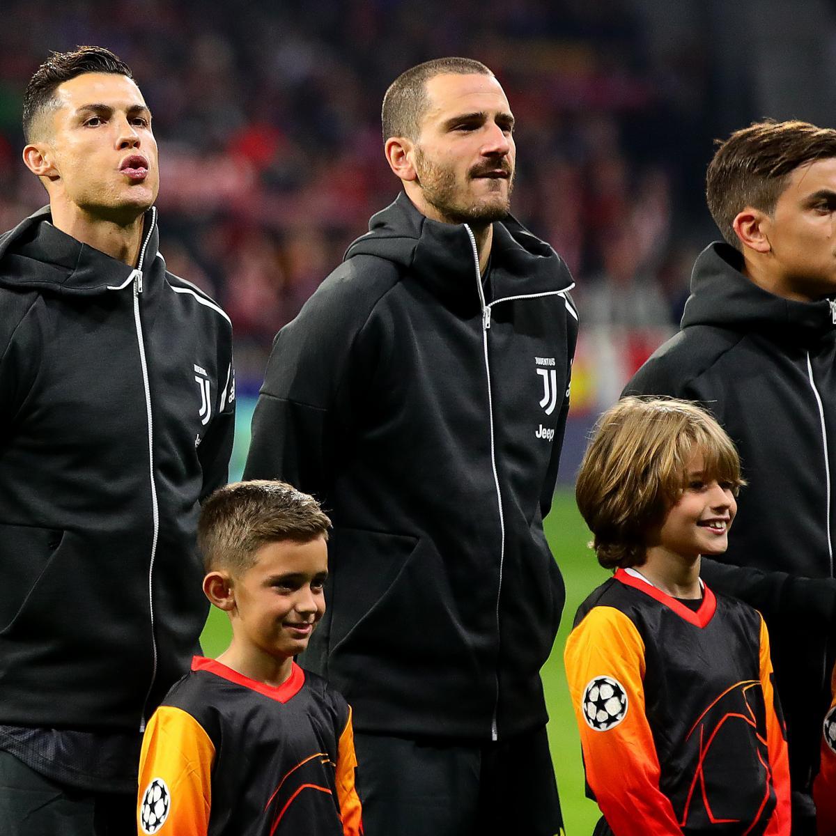 Tottenham Vs Ajax Odds Live Stream And Tv Info For Ucl: Ajax Vs. Juventus: Odds, Live Stream, TV Info For UCL