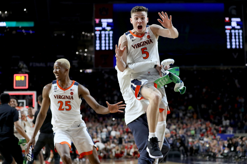 Virginia's Journey to 2019 National Title Is a Once-in-a-Lifetime Sports Moment