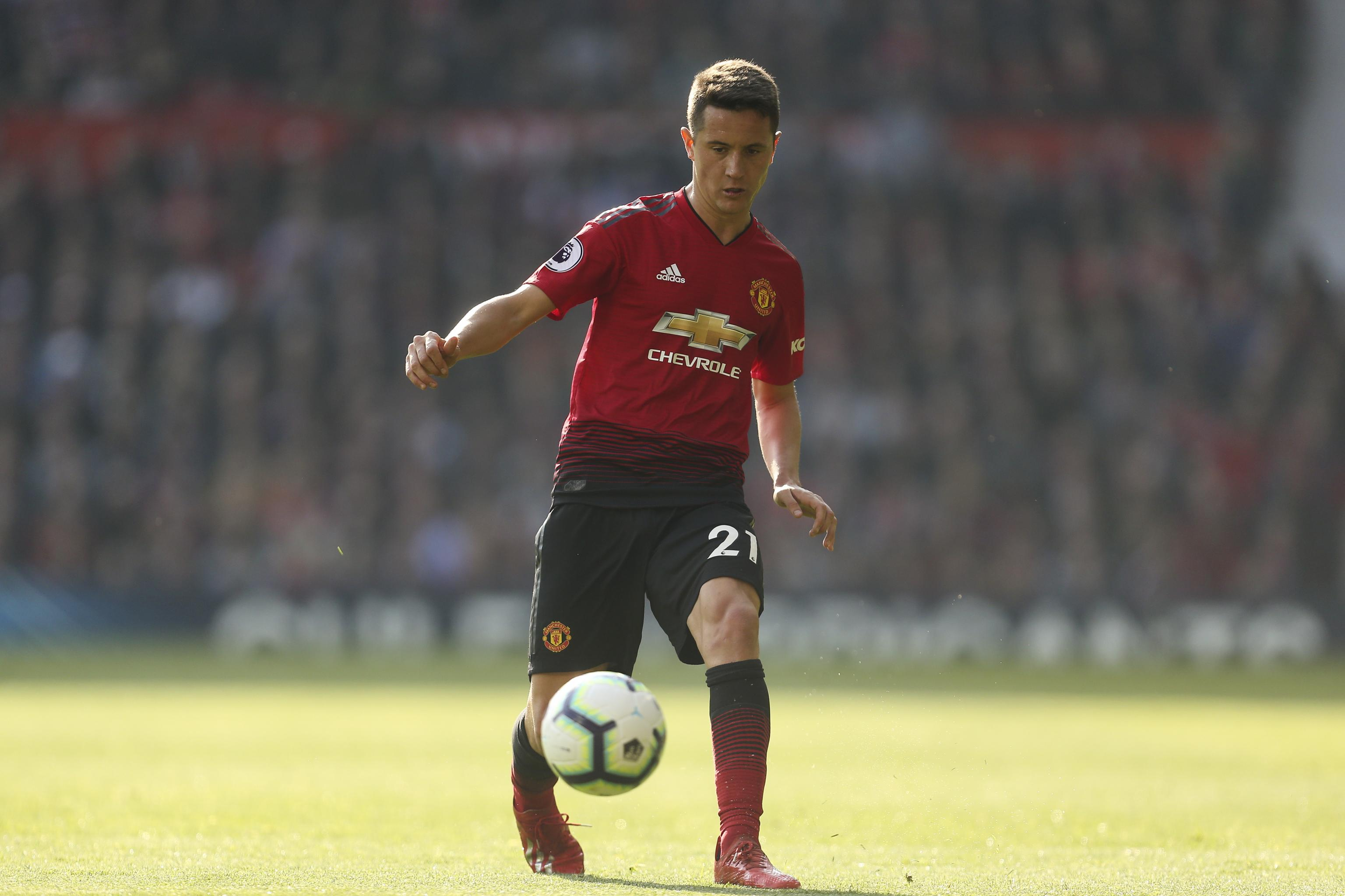 Ander Page Videos ander herrera says he, manchester united 'not thinking the