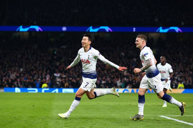 66754a40 Champions League Results 2019: Top Scorers After Tuesday's Quarter-Final  Ties