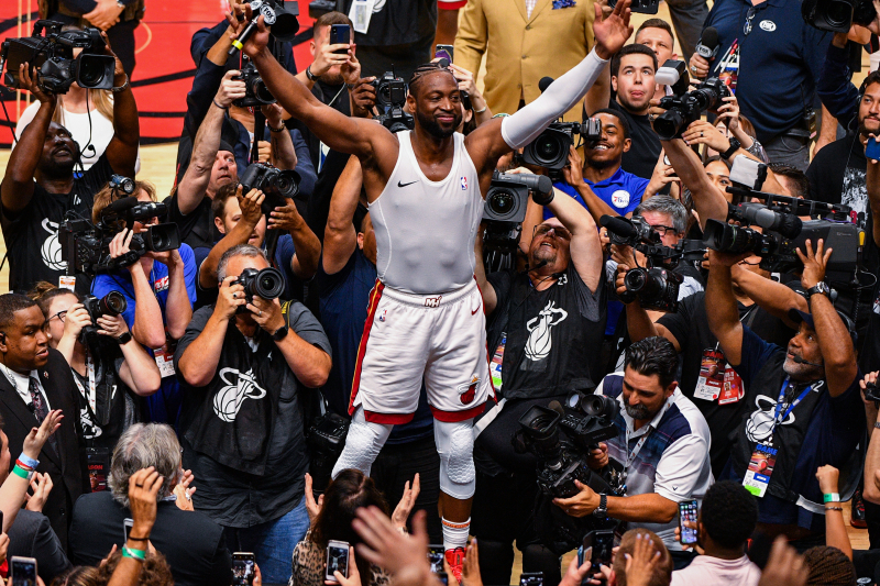 'There Was Nobody Really Like Him': NBA May Never See Another Dwyane Wade