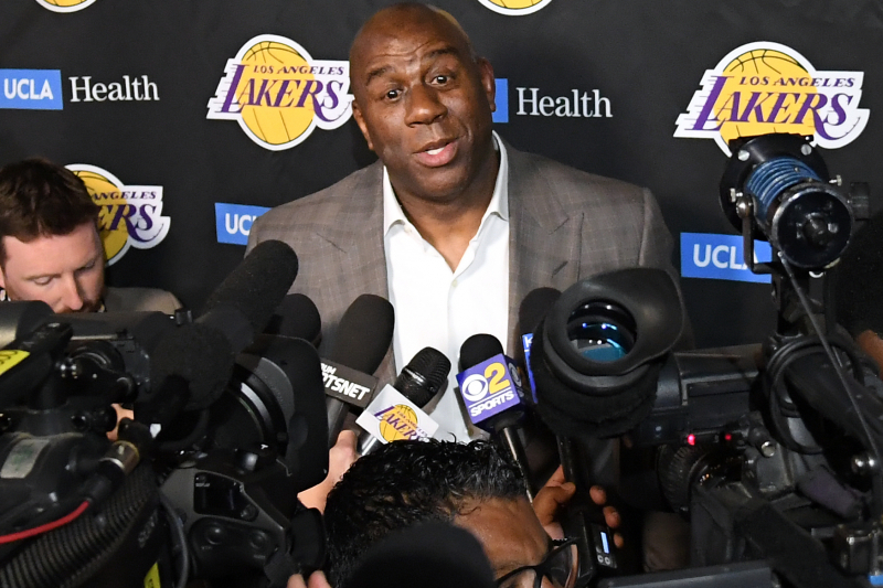 Magic Johnson's Exit the Best Thing That Could've Happened to Him and the Lakers
