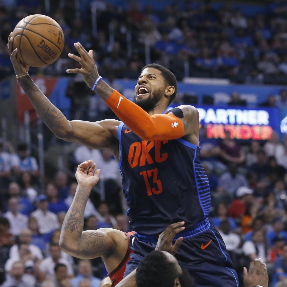 NBA Playoffs 2019: Known Schedule, Bracket Picture Before