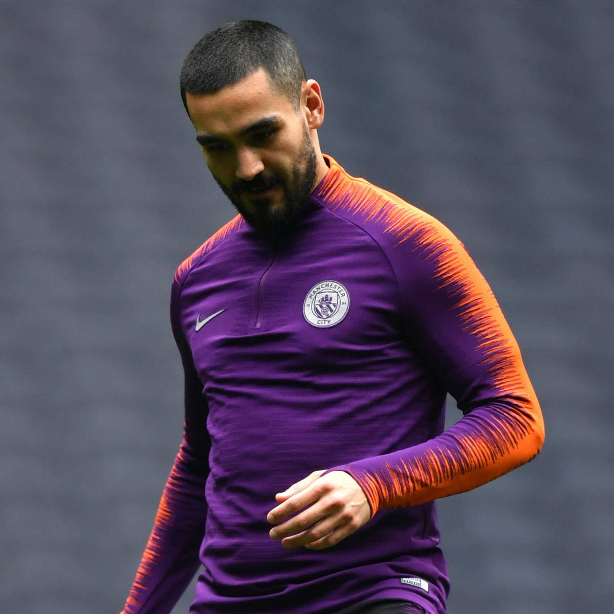 Ilkay Gundogan: Manchester City Must Improve in UCL to Be ...