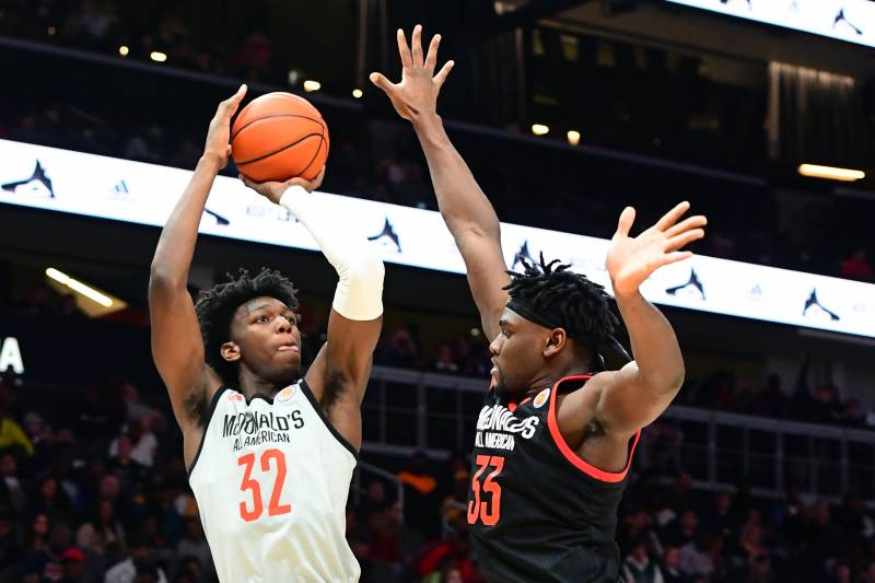 vendita a basso prezzo shopping offrire Nike Hoop Summit 2019: Viewing Info, Rosters and Players to Watch ...