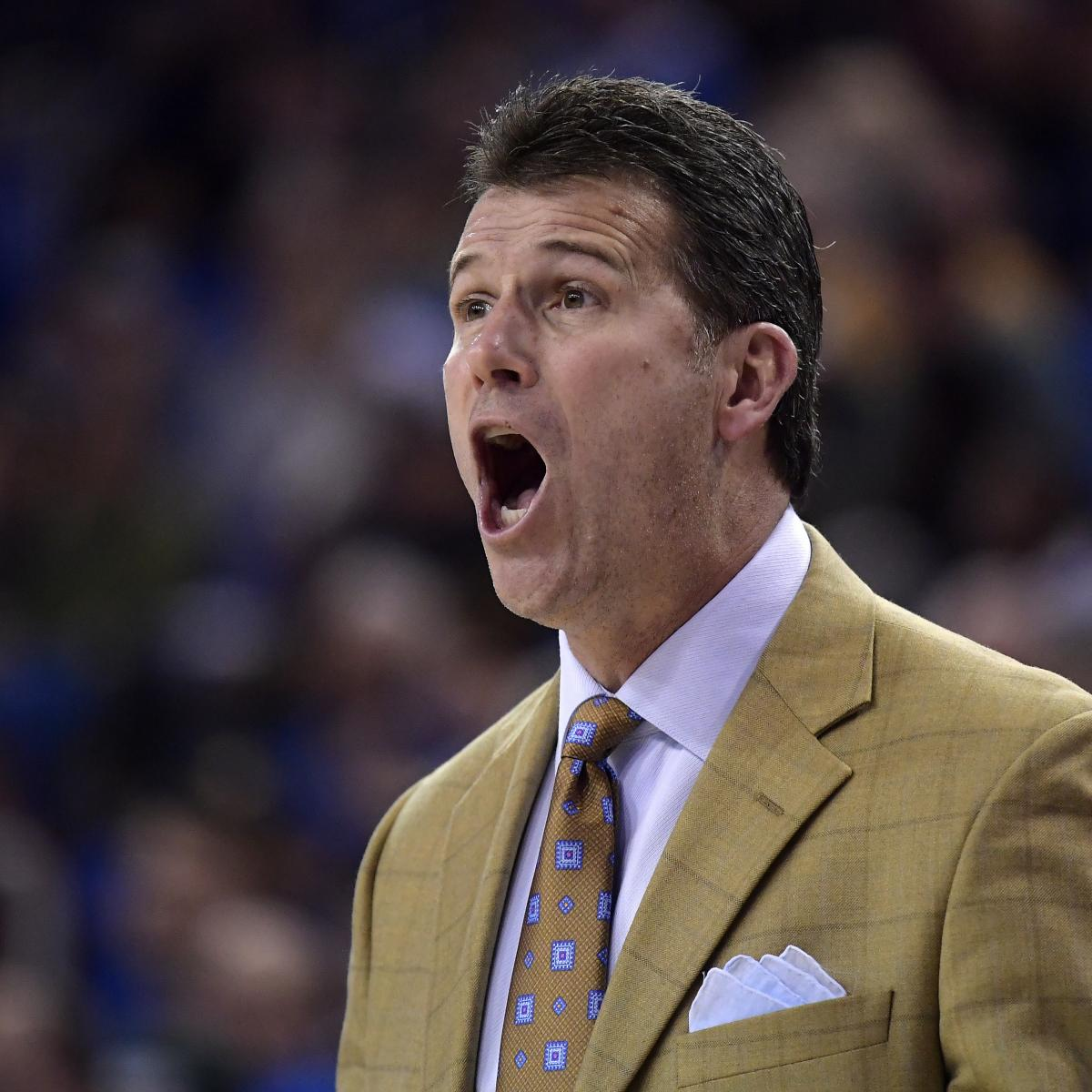 Report: Ex-UCLA HC Steve Alford Expected To Be Named New