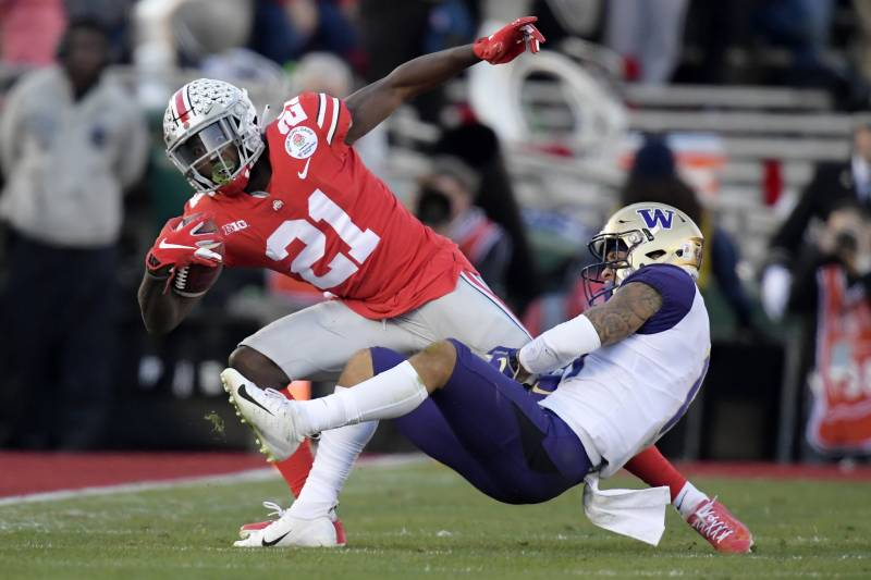 Parris Campbell NFL Draft 2019: Scouting Report for