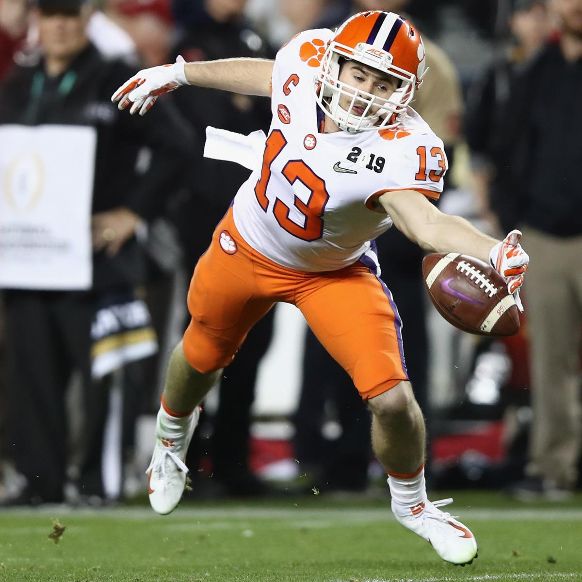 Hunter Renfrow NFL Draft 2019: Scouting Report For Oakland