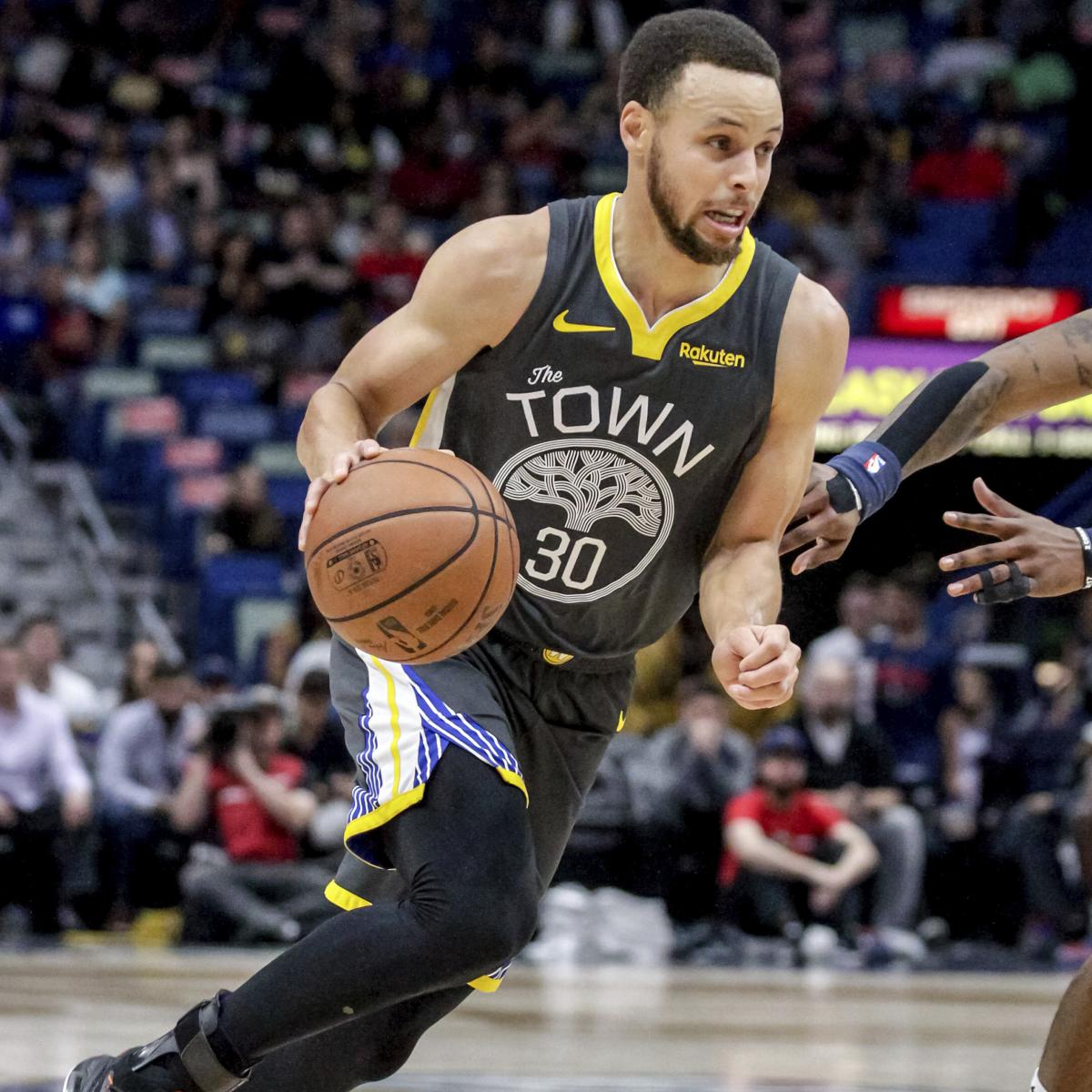 NBA Playoffs 2019: 1st-Round Predictions And Odds For All