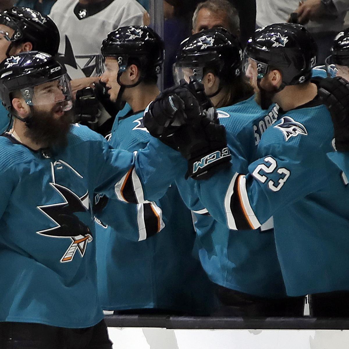 NHL Playoffs 2019: Schedule And Latest Odds For Stanley