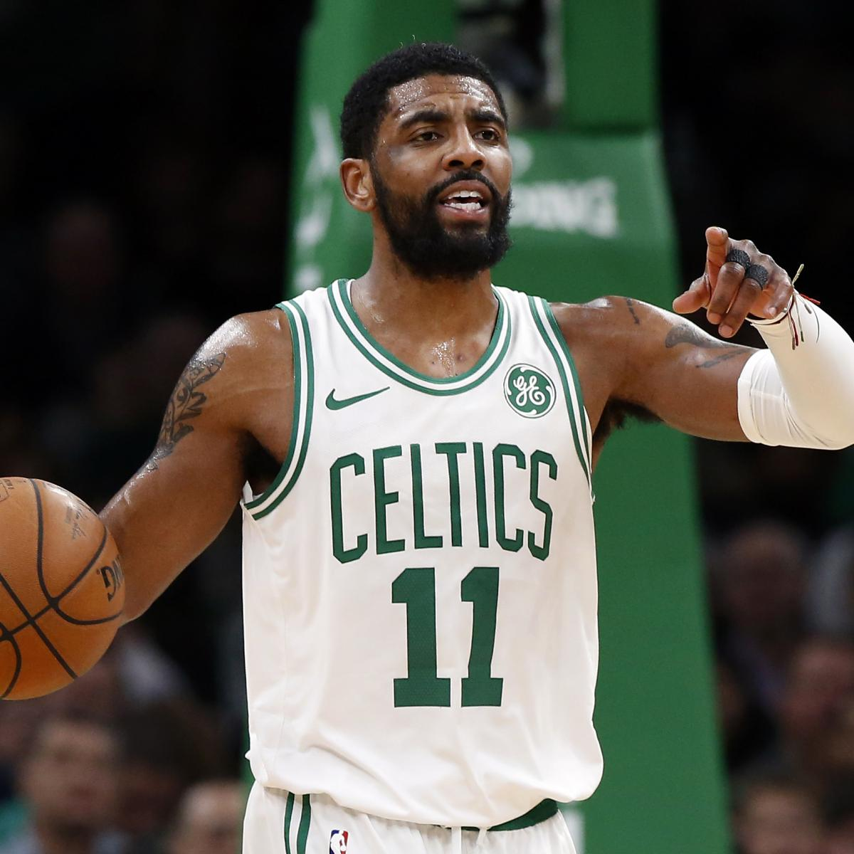NBA Playoff Schedule 2019: Game Times, TV And Live Stream