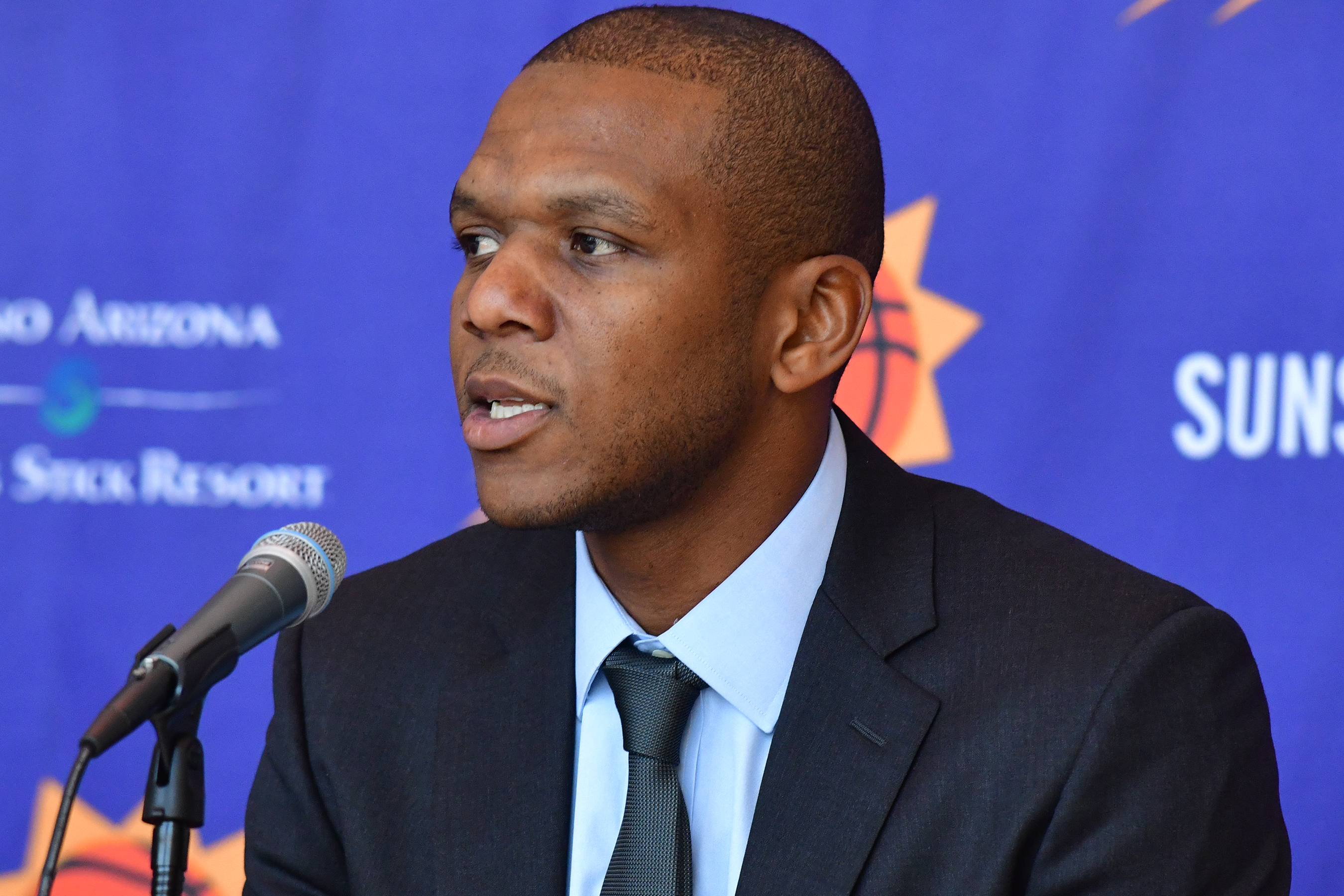 James Jones Promoted to Suns' Full-Time GM After Serving in Interim Role | Bleacher Report | Latest News, Videos and Highlights