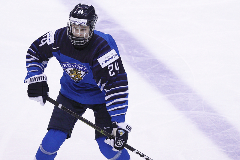 Kaapo Kakko Selected No. 2 Overall by New York Rangers in 2019 NHL Draft