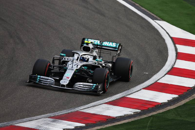 Chinese F1 Grand Prix 2019 Qualifying Results Times From Friday S Practice Bleacher Report Latest News Videos And Highlights