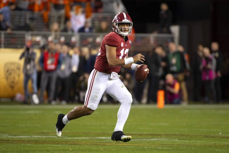 premium selection 6caad 3ae47 Alabama Spring Game 2019: Odds, Date, Time, TV Schedule ...