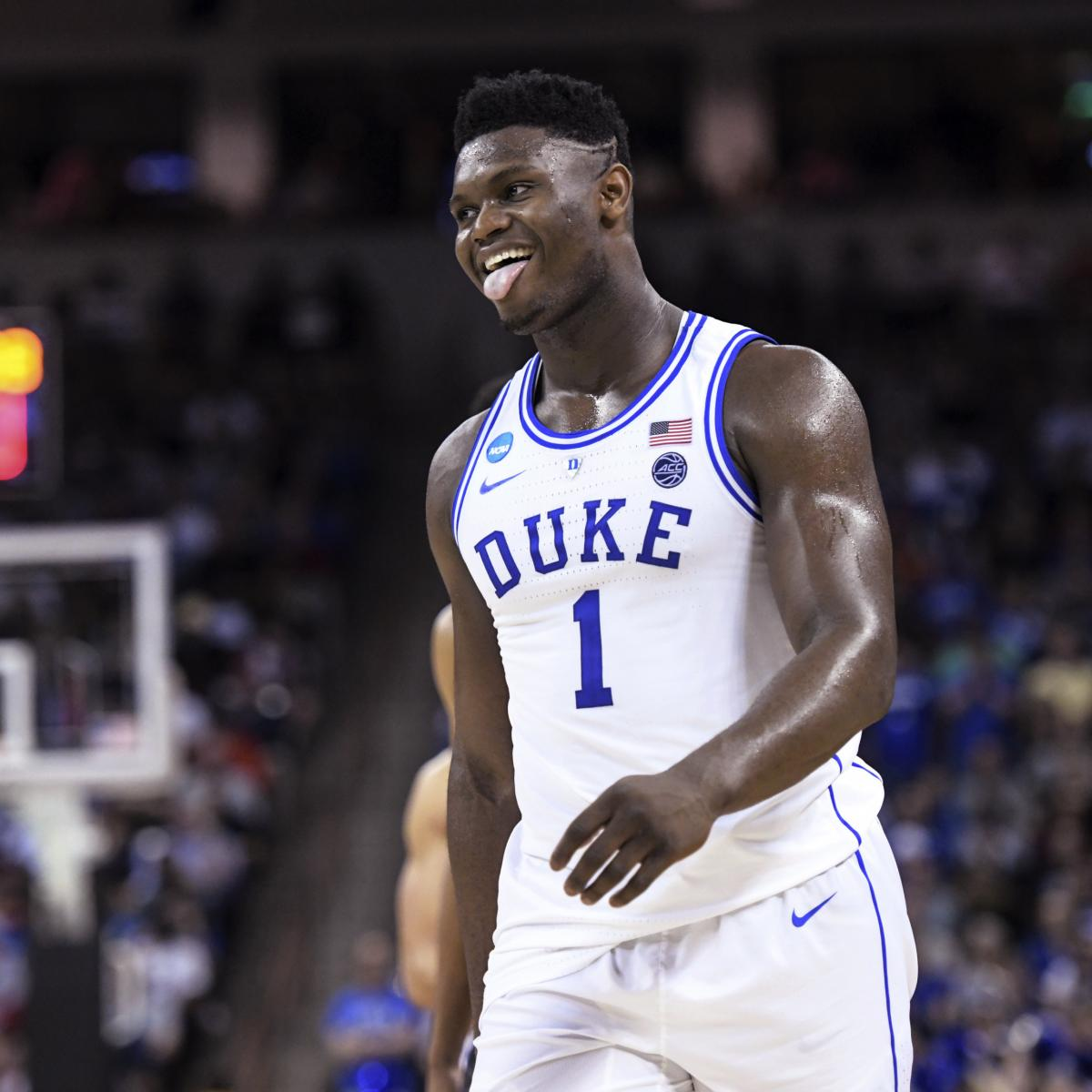 Duke Blue Devils stars RJ Barrett and Cam Reddish have already declared for the 2019 NBA draft on June 20 at Barclays Center, and now, the basketball world awaits Zion Williamson 's decision...