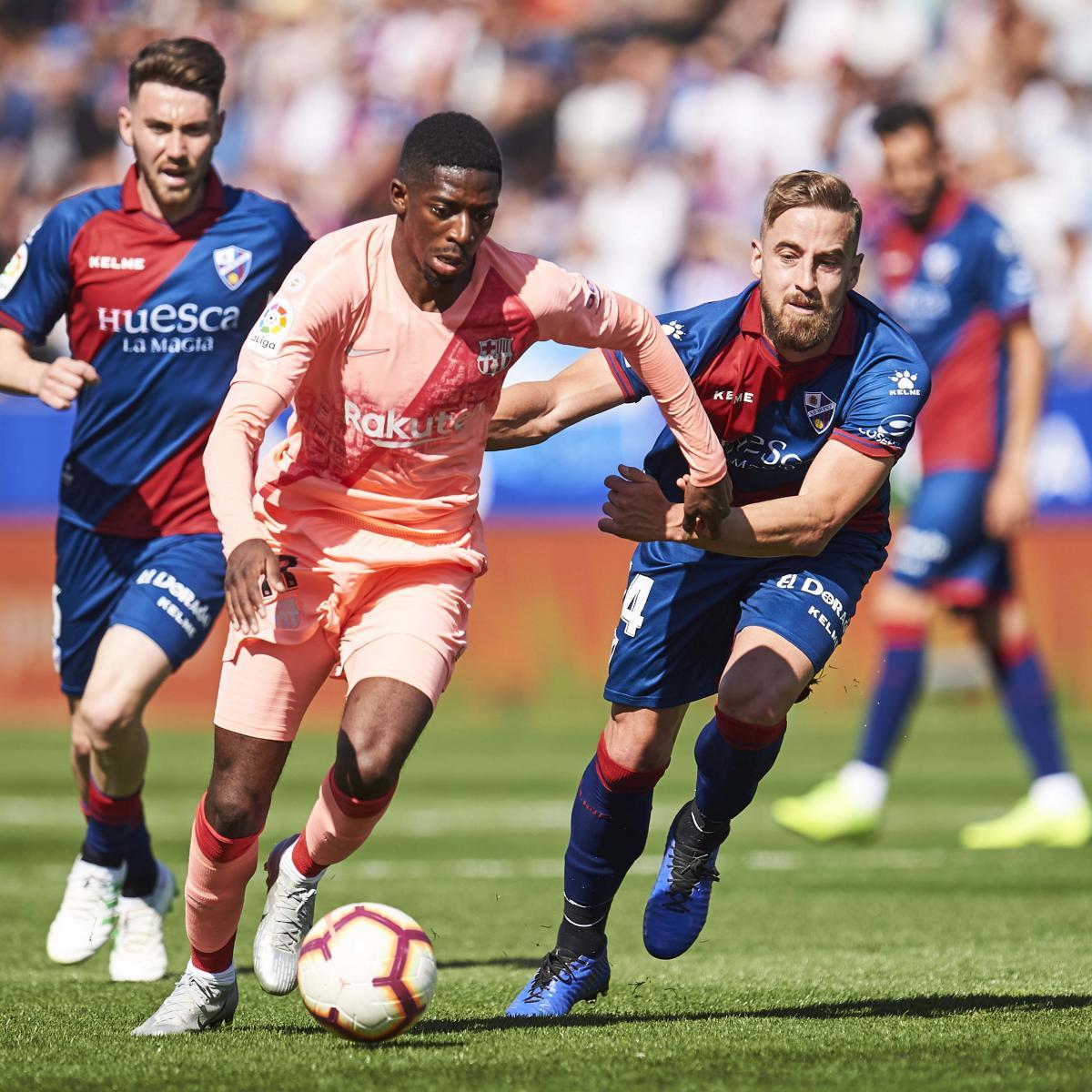Celta Vigo Vs Barcelona Live Commentary: Barcelona Struggle To Scoreless Draw Vs. Last-Place Huesca