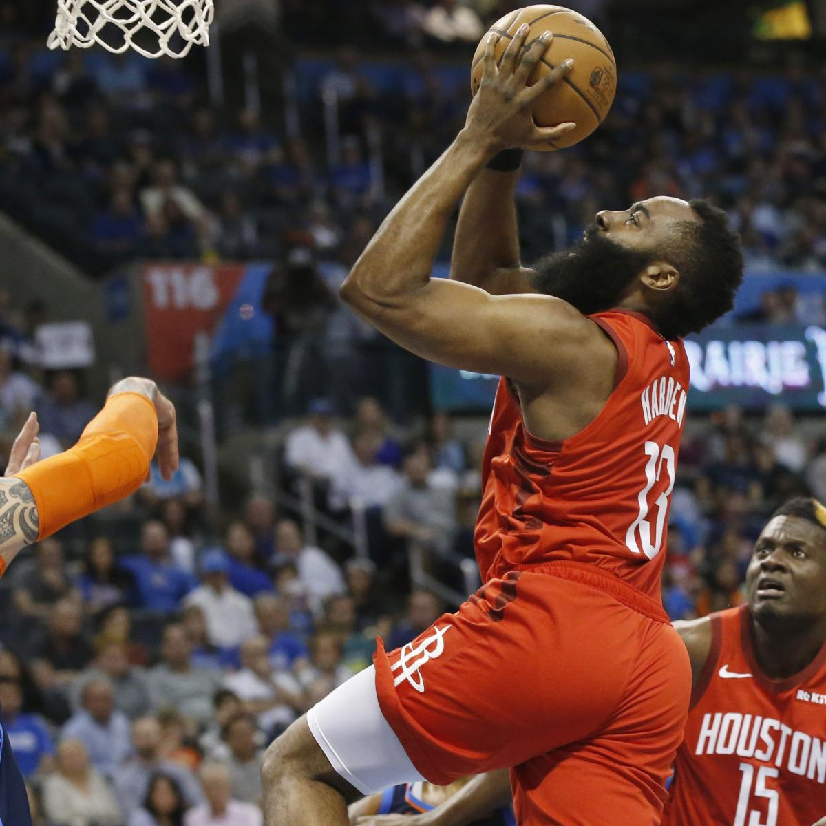 NBA Playoffs 2019: Game Times, TV Schedule And Predictions