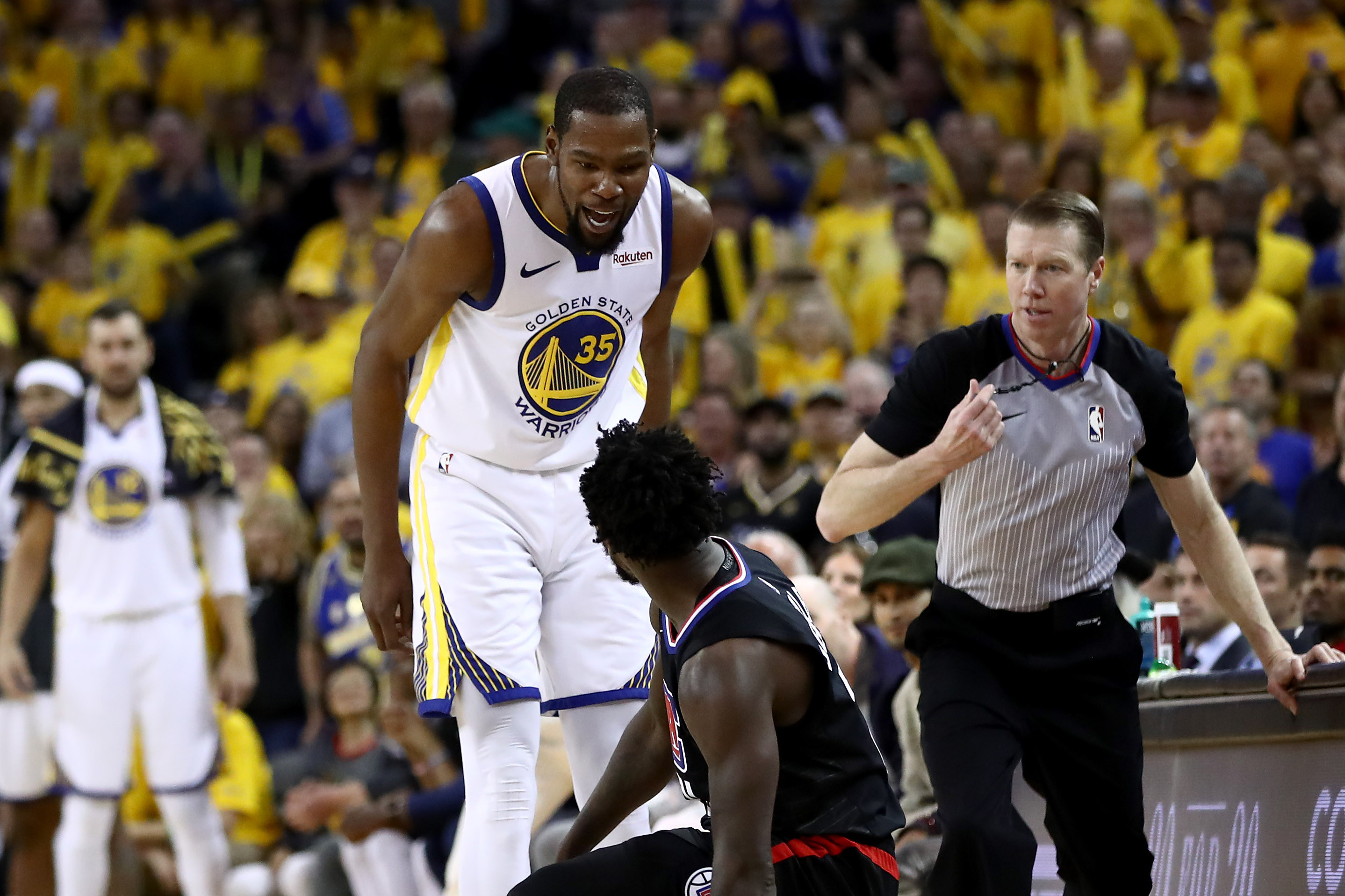 杜蘭特為G1被驅逐道歉:不會做傻事了  第二戰我會把嘴閉上!-Haters-黑特籃球NBA新聞影音圖片分享社區