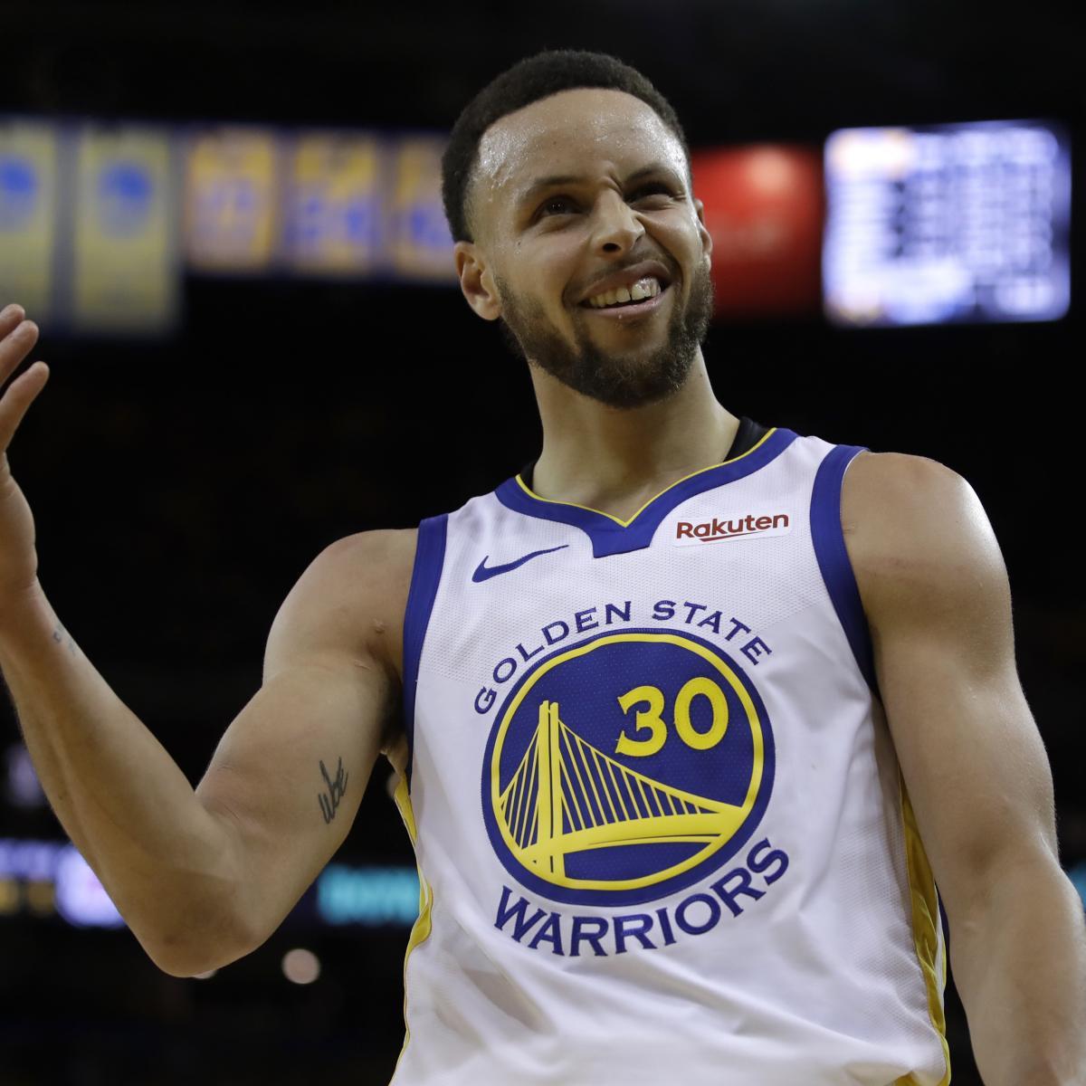 Bleacher Report Nba Staff S 2019 Playoff Predictions: NBA Playoff Bracket 2019: Predictions For Remainder Of