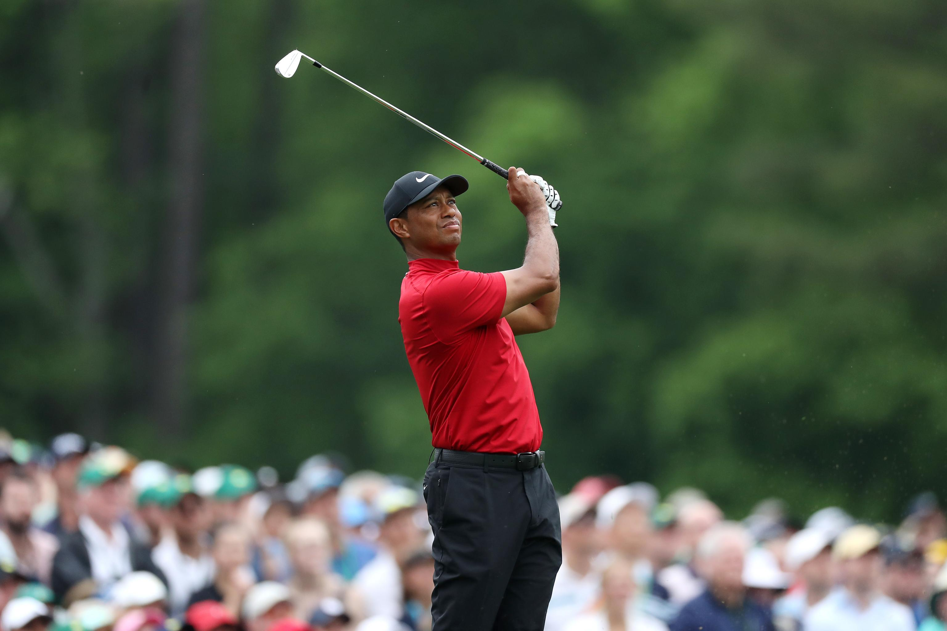 Tiger Woods Wins Dramatic 2019 Masters for His 1st Major Win in Over 10  Years | Bleacher Report | Latest News, Videos and Highlights