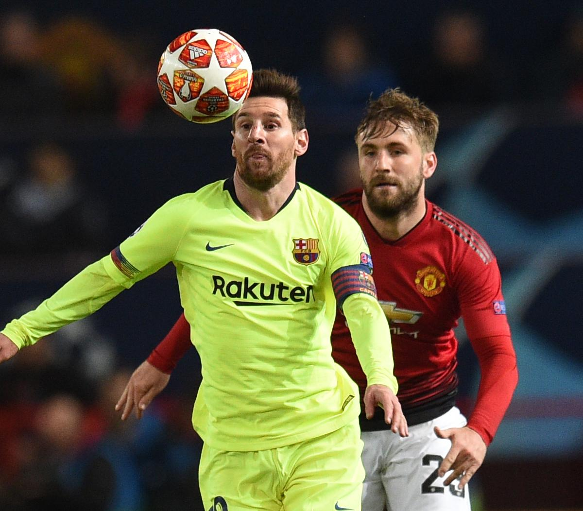 Champions League 2019 Round Of 16 Leg 2 Live Stream Tv: Barcelona Vs. Manchester United: Odds, Live Stream, TV